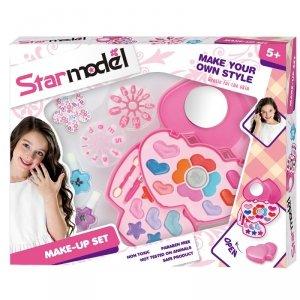 Starmodel Zestaw do makijażu stwórz swój styl