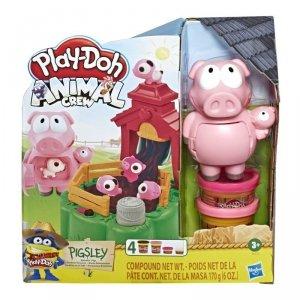 Hasbro Masa plastyczna PlayDoh Farma Błotne Świnki