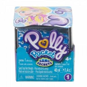 Mattel Piasek plastyczny Zestaw niespodzianka Polly Pocket