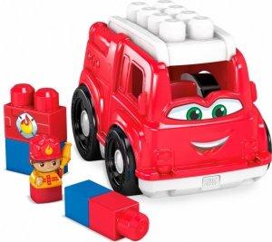 Mega Bloks Pojazd Mix Wóz strażacki
