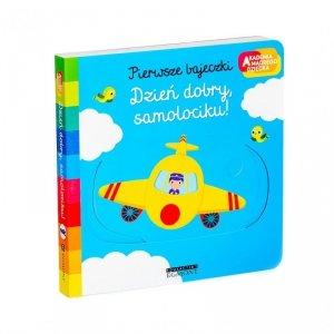 Książka Akademia Mądrego Dziecka. Pierwsze bajeczki. Dzień dobry samolociku.
