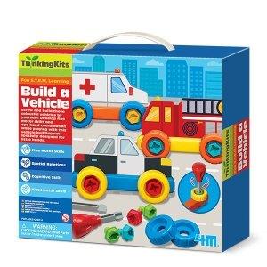 Zestaw konstrukcyjny Zbuduj pojazd