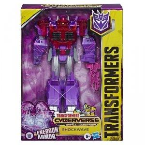 Hasbro Figurka Transformers Action Attackers Ultimate Shockwave