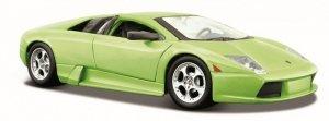 Maisto Model metalowy Lamborghini Murcielago zielony 1:24