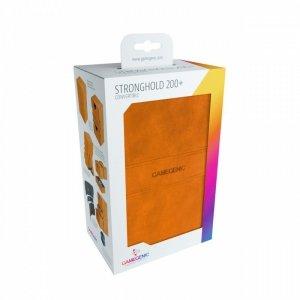 Ekskluzywne pudełko na 200+ kart Pomarańczowe