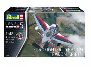 Revell Model plastikowy Eurofighter Typhoon Baron S 1/48