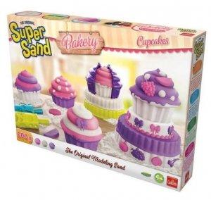Goliath Masa plastyczna Super Sand Bakery Cupcakes