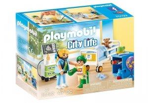 Playmobil Zestaw figurek Szpitalny pokój dziecięcy 70192