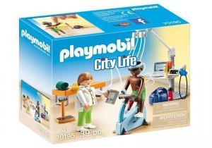Zestaw z figurkami City Life 70195 Fizjoterapeuta