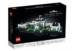 Klocki Architecture Biały Dom