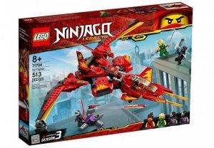 LEGO Klocki Ninjago 71704 Pojazd bojowy Kaia