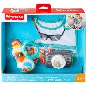 Fisher Price Zestaw prezentowy Podróżnik