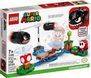 Klocki Super Mario Ostrzał Banzai Bill 71366 zestaw rozszerzający