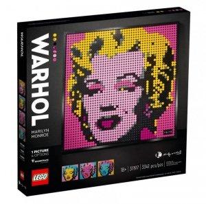 LEGO Klocki Art Marilyn Monroe Andyego Warhola 31197