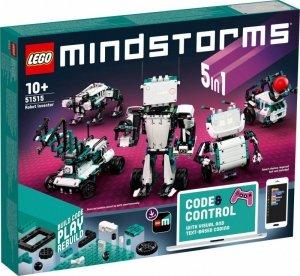 LEGO Klocki Mindstorms 51515 Wynalazca robotów