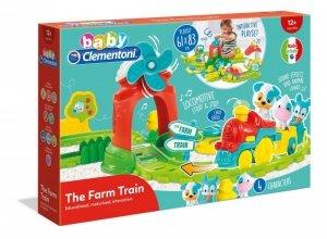 Zabawka edukacyjna Pociąg Farmera