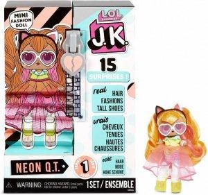 Mga Lalka L.O.L. OMG J.K. Neon Q.T .