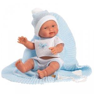Lalka bobas 26 cm chłopiec
