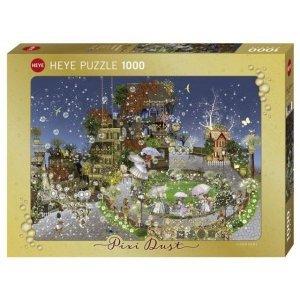 Heye Puzzle 1000 elementów Baśniowy park