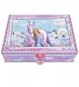 Pulio Pecoware Zestaw w pudełku z pamiętnikiem Koń
