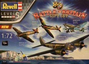 Revell Model do sklejania Gift Set 80th anniversary Battle of Britain