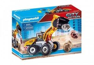Playmobil Zestaw figurek Ładowarka kołowa