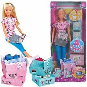 Lalka Steffi na zakupach on-line