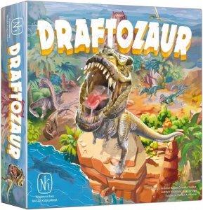 Nasza księgarnia Gra Draftozaur