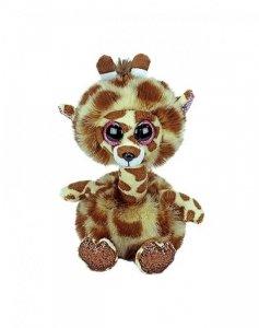 Meteor Maskotka TY Beanie Boos Żyrafa z długą szyją Gertite 15 cm