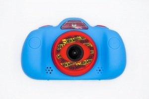 4CV Mobile Cyfrowy aparat fotograficzny dwa obiektywy Hot Wheels