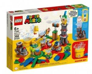 LEGO Klocki Super Mario 71380 Mistrzowskie przygody - zestaw twórcy