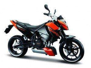 Maisto Motocykl KTM 690 Duke 1/12