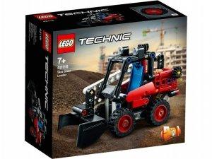 LEGO Klocki Technic 42116 Mini ładowarka