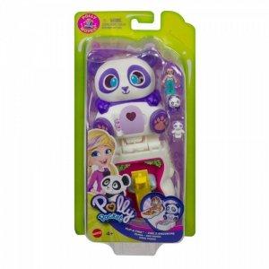 Mattel Zestaw figurek Polly Pocket  Otwórz i przekręć - Zestaw GTM58