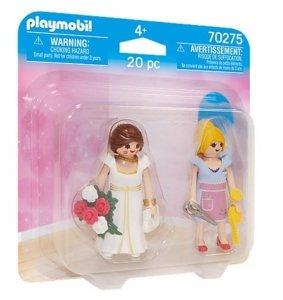 Playmobil Figurki Duo Pack 70275 Księżniczka i krawcowa