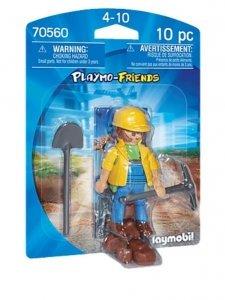 Playmobil Figurka 70560 Pracownik budowy
