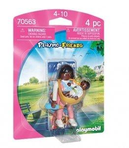 Playmobil Figurka 70563 Mama z dzieckiem w chuście