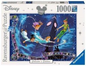 Ravensburger Polska Puzzle 1000 elementów Walt Disney Piotruś Pan