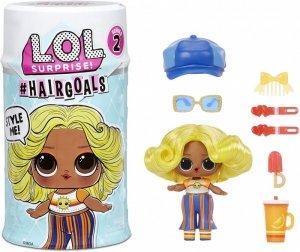 Mga Figurka L.O.L. Surprise Hairgoals Display 21 sztuk