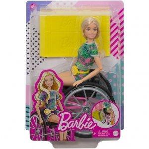 Mattel Barbie Fashionistas Lalka na wózku