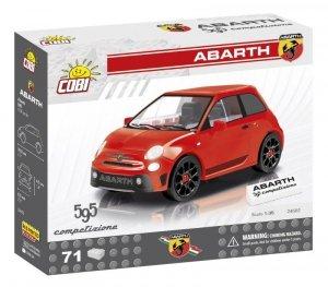 Cobi Klocki Abarth 595 Competizione