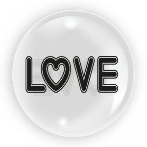 TUBAN Balon 45 cm - Love - 6 sztuk