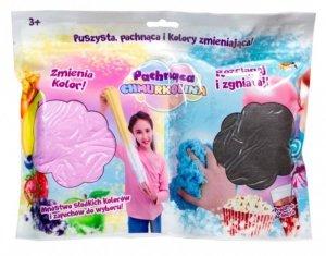 Epee Masa plastyczna Chmurkolina pachnąca 2pak fioletowy czarny