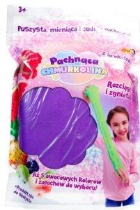 Epee Masa plastyczna Chmurkolina pachnąca Big Pack fiolet brokat