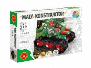 Alexander Mały Konstruktor - Tanky