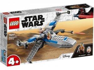 LEGO Klocki Star Wars 75297 X-Wing Ruchu Oporu