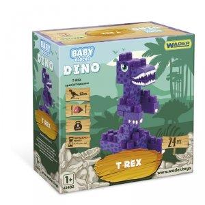 Baby Blocks Dino klocki T-Rex