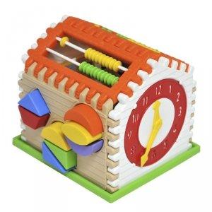Wader Domek edukacyjny sorter 21 elementów