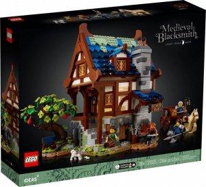 LEGO Klocki Ideas 21325 Średniowieczna kuźnia