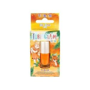 TUBAN Lakier Tubi Glam - pomarańczowy perłowy